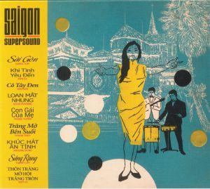 VARIOUS - Saigon Supersound: Volume 2 1964-75