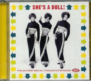 VARIOUS - She's A Doll! Warner Bros Feminine Side