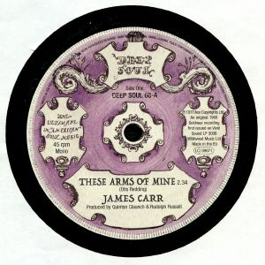 CARR, James - These Arms Of Mine
