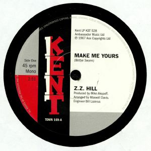 ZZ HILL/PEGGY WOODS - Make Me Yours