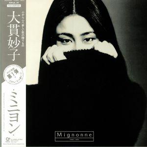 OHNUKI, Taeko - Mignonne (reissue)