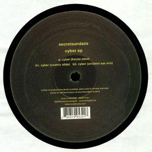 SECRETSUNDAZE - Cyber EP