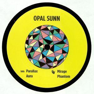 OPAL SUNN - Parallax