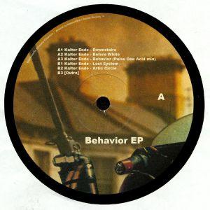 KALTER ENDE - Behavior EP