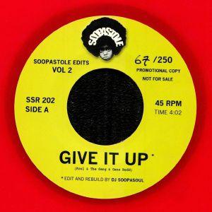 DJ SOOPASOUL/KOOL & THE GANG/GENE REDD/ARETHA FRANKLIN - Soopastole Edits Vol 2