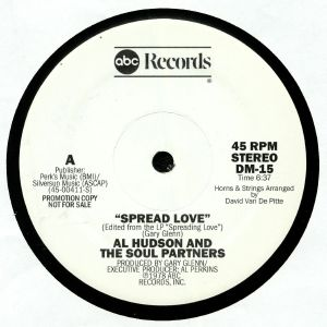 HUDSON, Al & THE SOUL PARTNERS - Spread Love