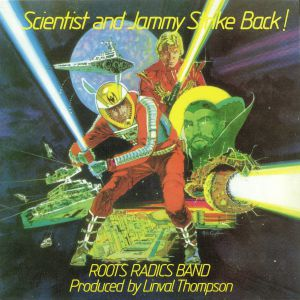 SCIENTIST/PRINCE JAMMY - Strike Back (reissue)