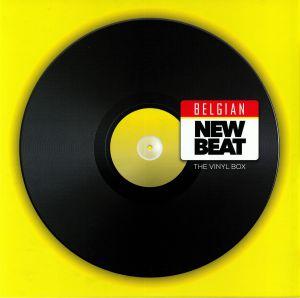 VARIOUS - Belgian New Beat