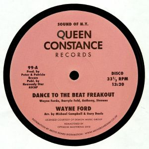 FORD, Wayne - Dance To The Beat Freakout
