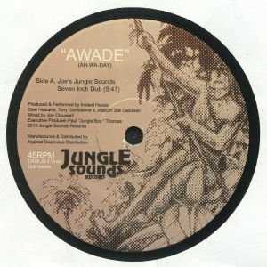 INSTANT HOUSE - Awade: Ah Wa Day