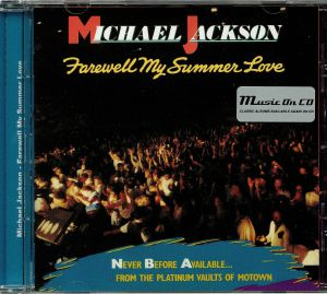 JACKSON, Michael - Farewell My Summer Love