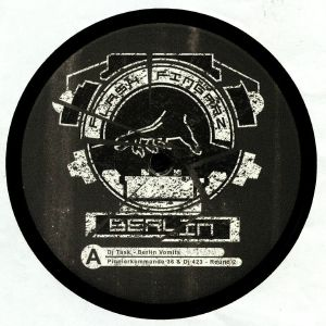 DJ TASK/PIONIEKOMMANDO 36/DJ 423/PECKERHEAD/DCS - Sounds Like A Broken Record: From Dumb Bastardz