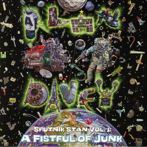 DAVEY, Alan - Sputnik Stan Vol 1: A Fistful Of Junk