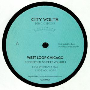WEST LOOP CHICAGO - Conceptual Stuff EP Vol 1