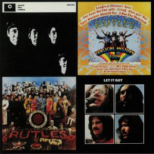 RUTLES, The - The Rutles: 40th Anniversary Edition