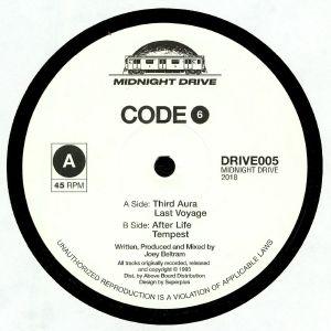 CODE 6 - DRIVE 005