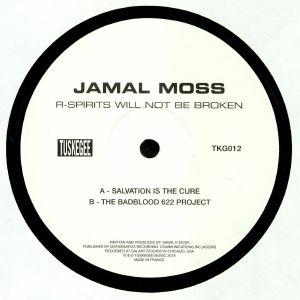 MOSS, Jamal - R Spirits Will Not Be Broken