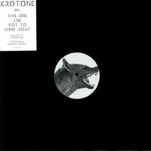 KROTONE - KROTONE 001