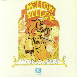 DONOVAN - Mellow Yellow (reissue) (mono)
