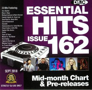 VARIOUS - DMC Essential Hits 162 (Strictly DJ only)