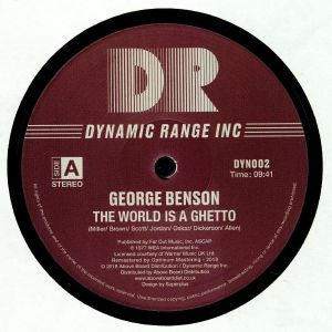BENSON, George - The World Is A Ghetto (reissue)