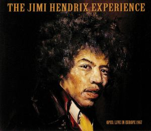 JIMI HENDRIX EXPERIENCE, The - Opus: Live In Europe 1967
