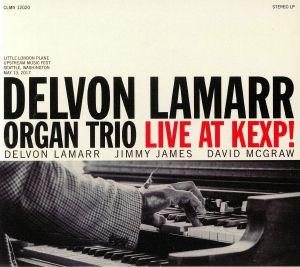 DELVON LAMARR ORGAN TRIO - Live At KEXP! (reissue)