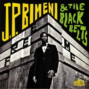 JP BIMENI/THE BLACK BELTS - Free Me