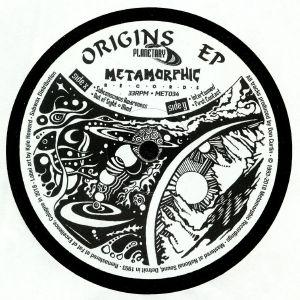 PLANETARY - Origins EP (reissue)