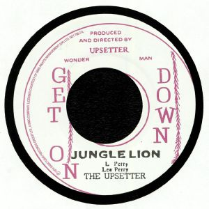 PERRY, Lee & THE UPSETTERS - Jungle Lion