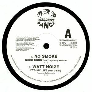 NO SMOKE/WATT NOIZE - Koro Koro (Ian Tregoning rewire)