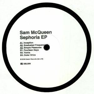 McQUEEN, Sam - Sephoria EP