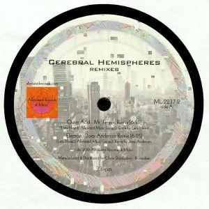 MR FINGERS - Cerebral Hemispheres Remixes