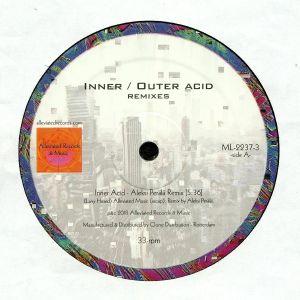 MR FINGERS - Inner/Outer Acid (Aleksi Perala remixes)