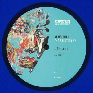 CAMELPHAT - The Solution EP