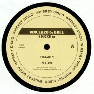 VINCENZO DE BULL - 4 Kicks EP