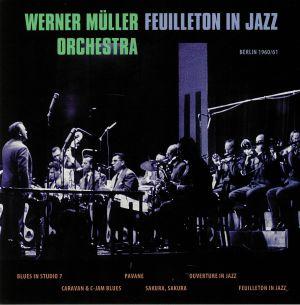 WERNER MULLER ORCHESTRA - Feuilleton In Jazz