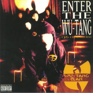 WU TANG CLAN - Enter The Wu Tang (36 Chambers) (reissue)