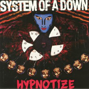 SYSTEM OF A DOWN - Hypnotize (reissue)