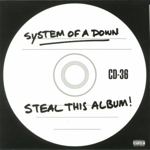 SYSTEM OF A DOWN - Steal This Album! (reissue)