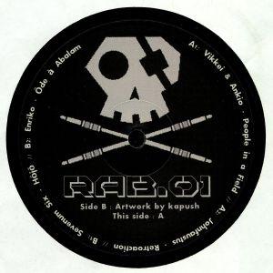 VIKKEI/ANKIO/JOHNFAUSTUS/SEVENUM SIX/ENRIKO - RAB 01