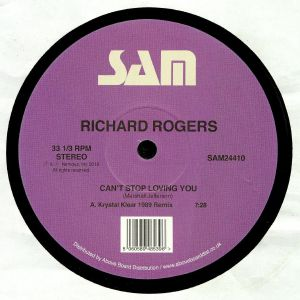 ROGERS, Richard - Can't Stop Loving You