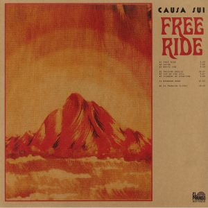 CAUSA SUI - Free Ride (reissue)