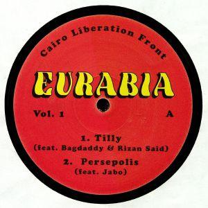 CAIRO LIBERATION FRONT - Eurabia Vol 1
