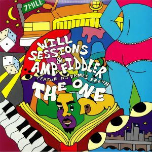 SESSIONS, Will/AMP FIDDLER feat DAMES BROWN - The One