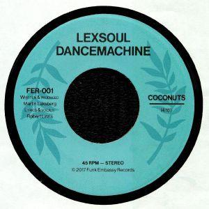 LEXSOUL DANCEMACHINE - Coconuts