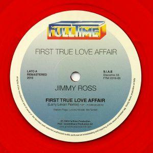 ROSS, Jimmy - First True Love Affair (remastered)