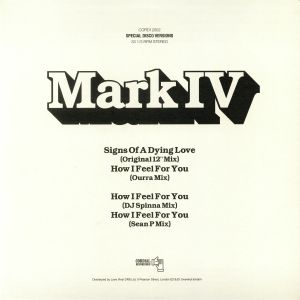MARK IV - Signs Of Dying Love