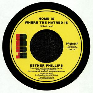 PHILLIPS, Esther - Home Is Where The Hatred Is