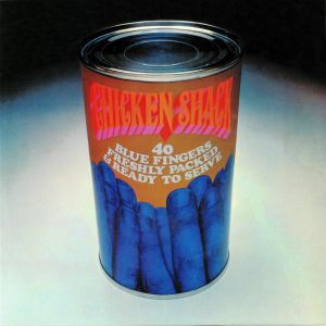 CHICKEN SHACK - 40 Blue Fingers Freshly Packed & Ready To Serve (50th Anniversary Edition)